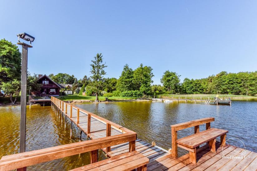 Lauku tūrisms ezera Bebrusai - 50