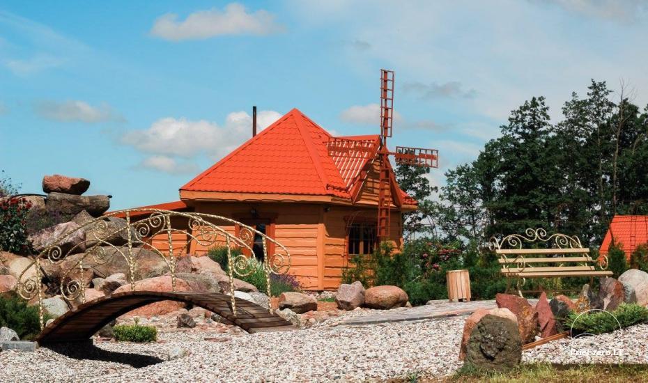 Lauku villa Vilkavišķu rajonā Babeckynė - 9
