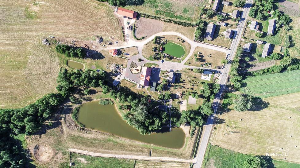 Lauku villa Vilkavišķu rajonā Babeckynė - 4