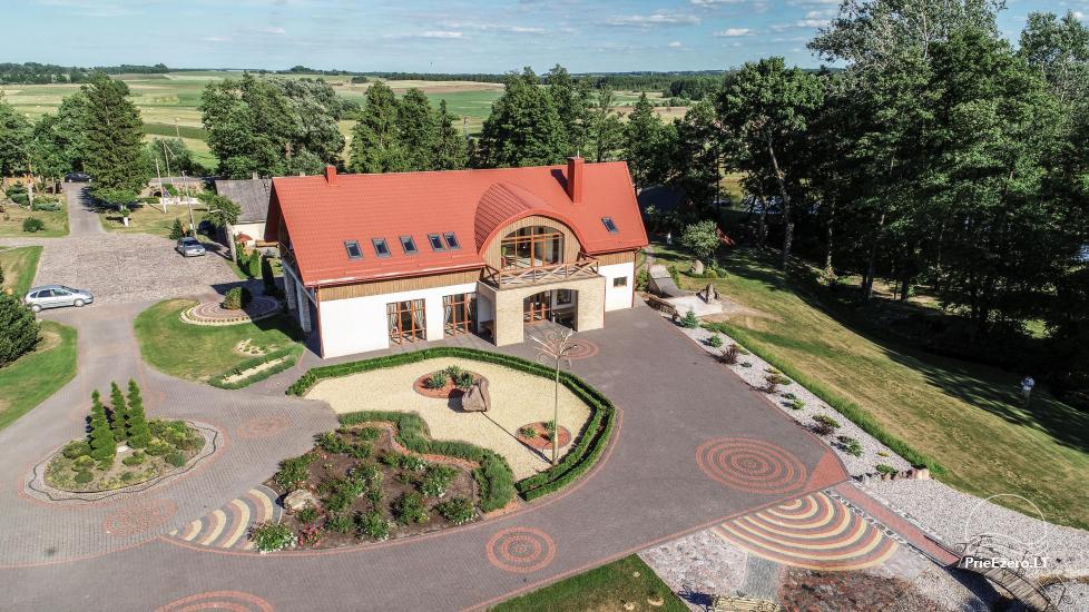 Lauku villa Vilkavišķu rajonā Babeckynė - 1