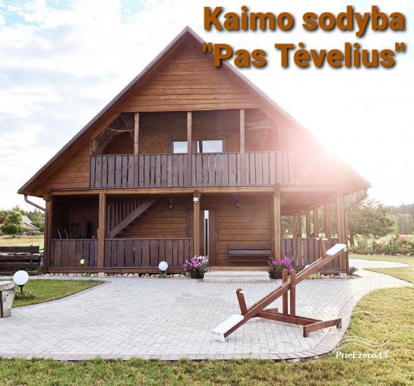 Lauku seta Viļņas rajonā Pas Tevelius - 1