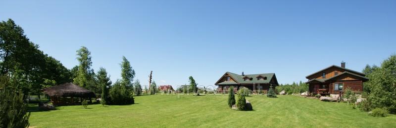 Lauku sēta Lietuvā Lazdijai reģionā - 5