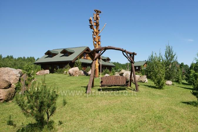 Lauku sēta Lietuvā Lazdijai reģionā - 10