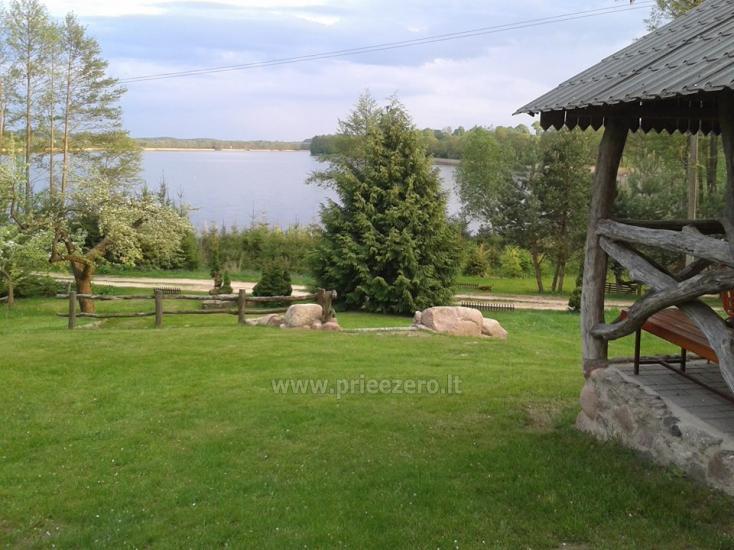 Lauku seta Žališkė pie ezera Babrai, jo Lazdijai jomā - 6
