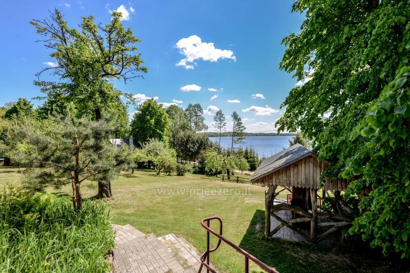 Lauku seta Žališkė pie ezera Babrai, jo Lazdijai jomā - 13