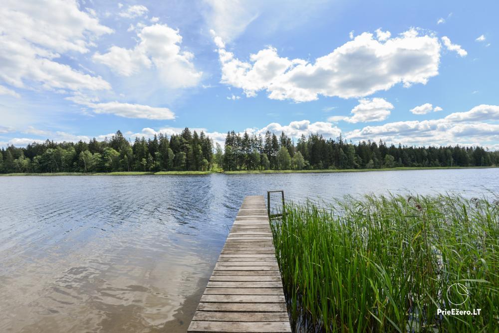 Lauku tūrisms ir Lazdijai reģionā 20 kilometrus uz Druskininkiem - 6