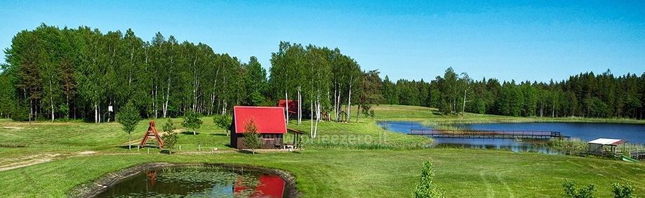 Atpūta Lietuva, Lauku seta Minavuonė Telsu rajona pie ezera - 2