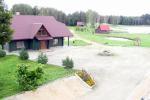 Atpūta Lietuva, Lauku seta Minavuonė Telsu rajona pie ezera