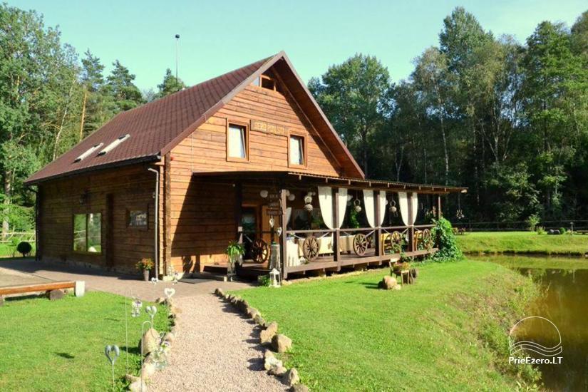 Lauku seta Panevēžas rajonā Miško oazė - 1