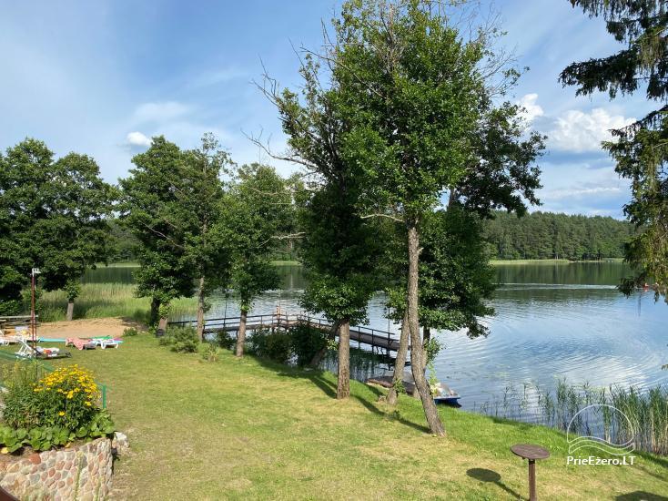 Viensēta pie ezera, kas Lazdijai jomā Tėviškė - 16