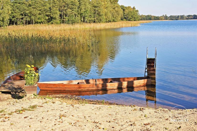 Viensēta pie ezera, kas Lazdijai jomā Tėviškė - 20