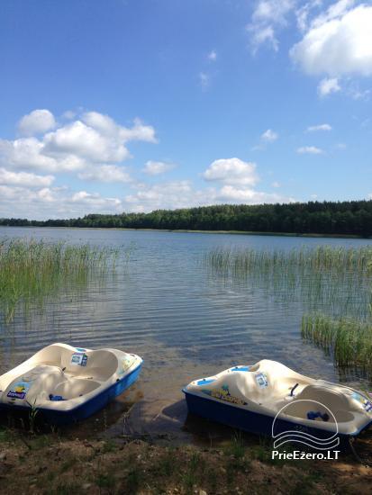 Viensēta pie ezera, kas Lazdijai jomā Tėviškė - 23