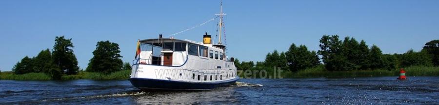 Brauciens ar kuģi Forelle - 4