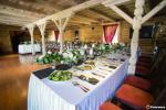 Villa svētkos un semināru - zāle līdz 50 personām, paviljons, naktsmītnes, pirts