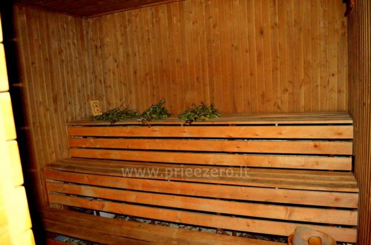 Plosts burāšana, makšķerēšana, sporta laukumi, kas sētā Galuonų sodyba - 19