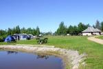Zvejo ezera Papes, laivu noma. Atpūtas nami Liepajas rajona Aulaukio Baltija - 10