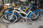 Mirasta - velosipēdi īre Druskininkos