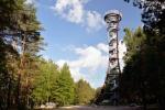 Mindūnu skatu tornis Labanoras reģionālajā parkā