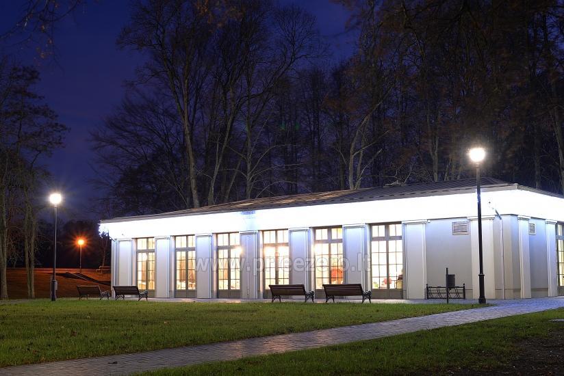 Minerālūdens paviljons Birstonas Birutes villa - 1