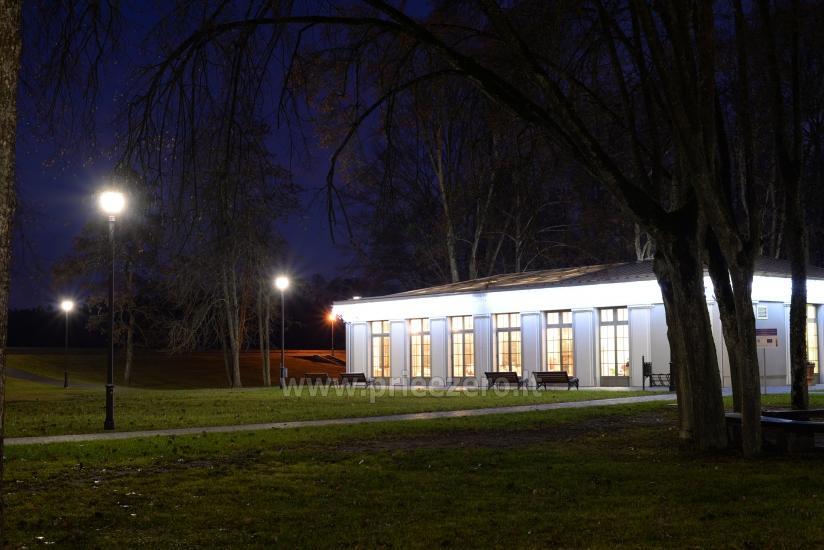 Minerālūdens paviljons Birstonas Birutes villa - 2