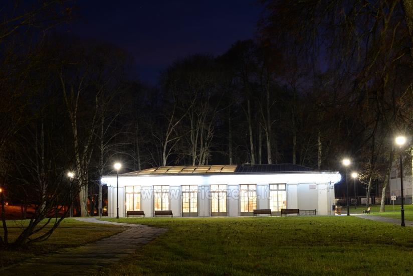 Minerālūdens paviljons Birstonas Birutes villa - 7