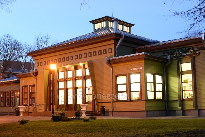 Kurhaus Birštonas - 2