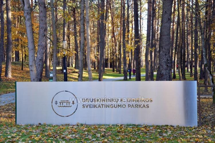 K. Dineika wellness parks Druskininkos - 27