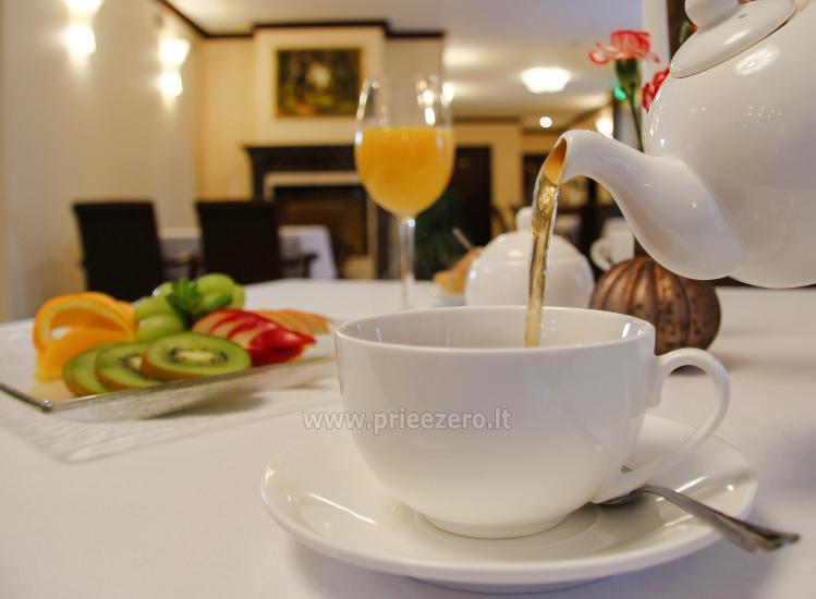 Restoranas viesnīcā Birštonas Pušynė - 7