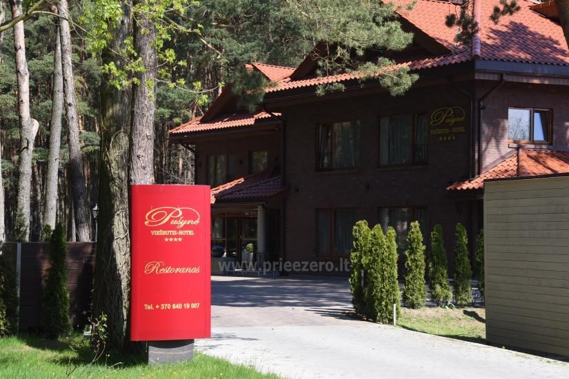 Restoranas viesnīcā Birštonas Pušynė - 3