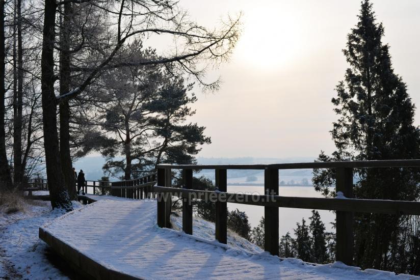 Kadiķu ieleja Kauņā lagūnas reģionālo parku - 16