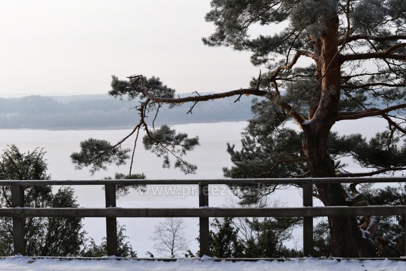 Kadiķu ieleja Kauņā lagūnas reģionālo parku - 25