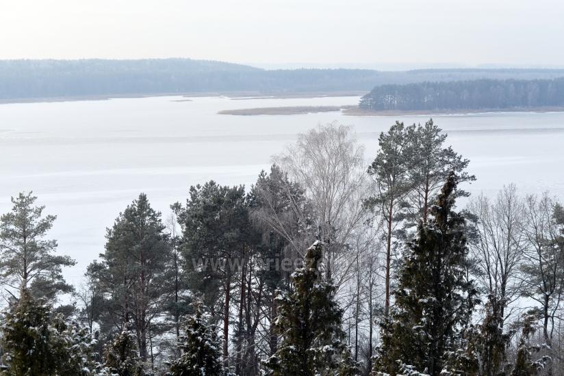 Kadiķu ieleja Kauņā lagūnas reģionālo parku - 29