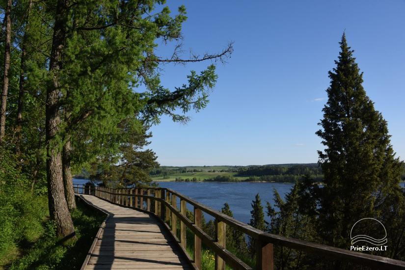 Kadiķu ieleja Kauņā lagūnas reģionālo parku - 2