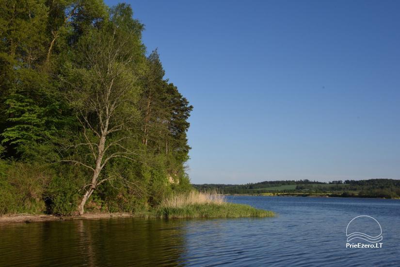 Kadiķu ieleja Kauņā lagūnas reģionālo parku - 13