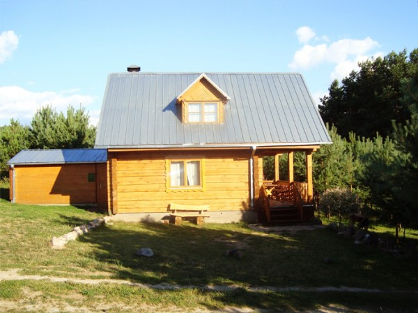 Pirts, biljards, galda teniss lauku setā pie ezera Žemuogynė - 5