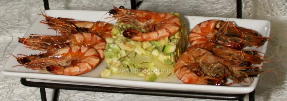 Ārkārtas virtuve Jūsu svētkos Rusnes Villa - 8
