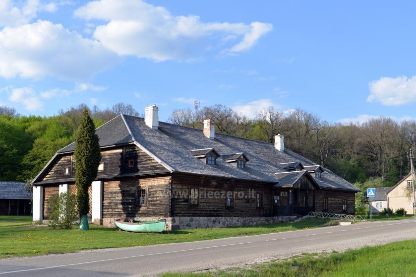 Panemuniu reģionālais parks apmeklētāju centrs - 1