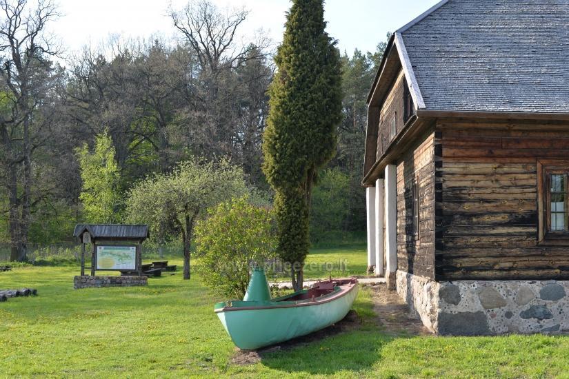 Panemuniu reģionālais parks apmeklētāju centrs - 2
