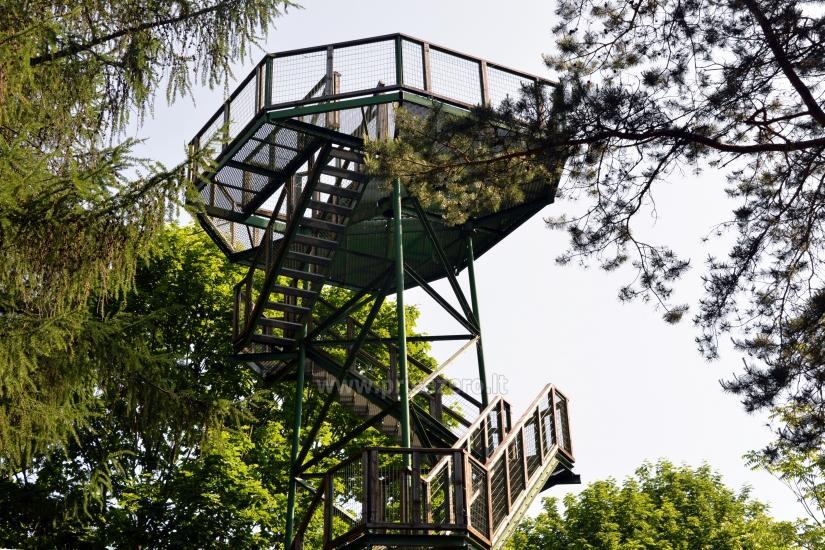 Panorāmas tornis Rumsiskes (Kaunas rajons) - 2