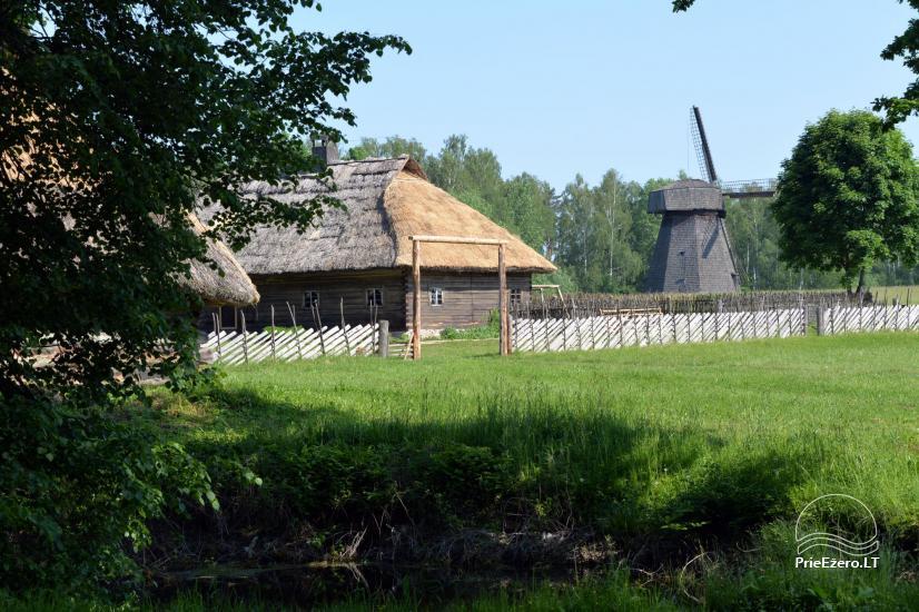 Lietuvas tautas muzejs Rumsiskes - 5