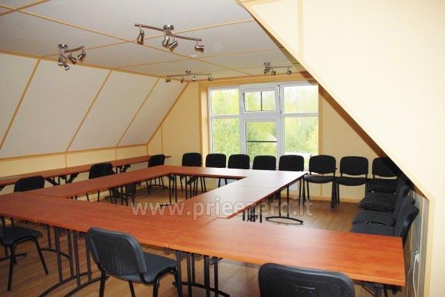 Konferenču zāle lauku tūrisma Antalakaja - 3