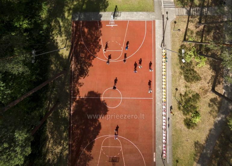 """ORO Dubingiai"" **** Fitness, tenisa korts, basketbols, biljards, boulings - 4"