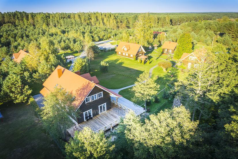 Lauku seta Varenas rajona onferencēm ar lielu zāli - 5