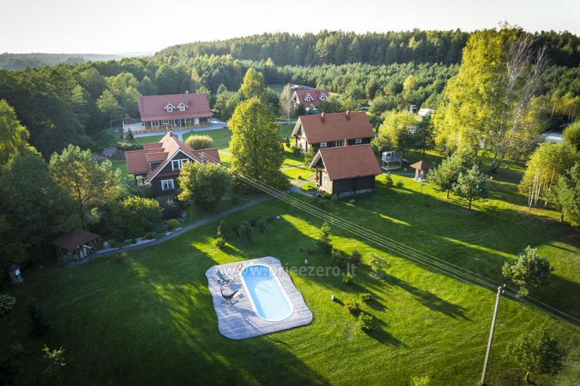 Lauku seta Varenas rajona onferencēm ar lielu zāli - 6