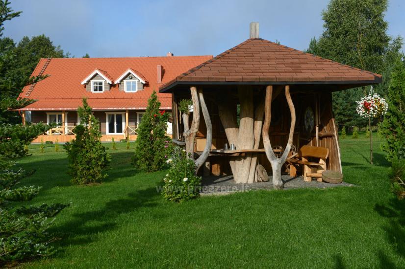 Lauku seta Varenas rajona onferencēm ar lielu zāli - 7
