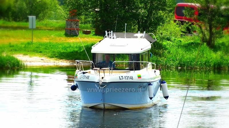 8 vietu laiva Luknele - 1
