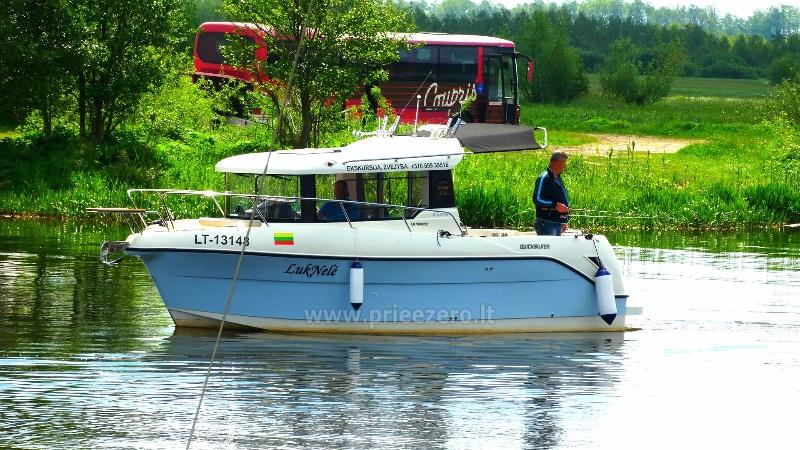 8 vietu laiva Luknele - 2