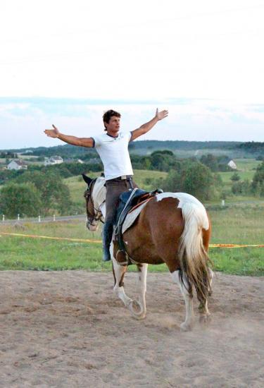 Zirgu izjādes, zirgu apmācība - 16