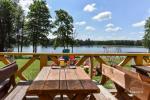 Kafejnīca Kurėnų užeiga uz ezera Ukmerges rajona - 9