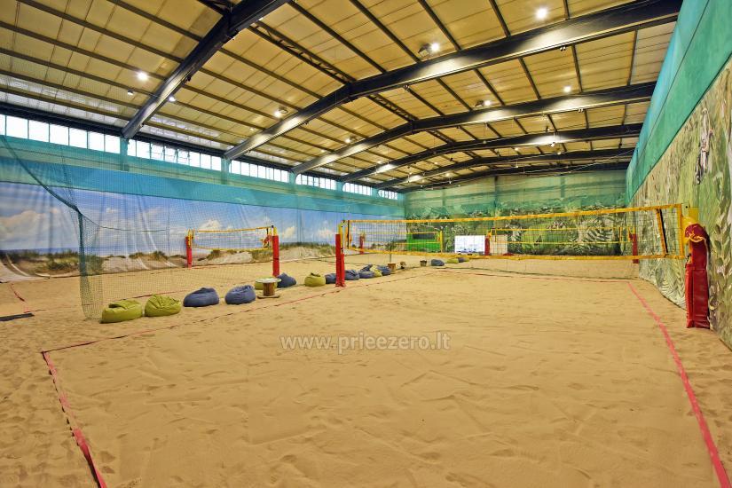 Volejbola laukumi Kauņā RIO arena - 4
